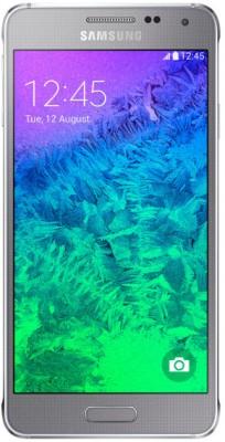 Samsung Galaxy Alpha (Chrome, 32 GB)(2 GB RAM)