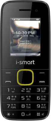 Ismart IS-100L-Selfie(Black & Yellow)