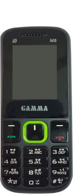 GAMMA M8(Black & Green)