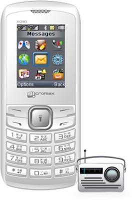 Micromax X090(White)
