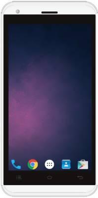 Celkon Celkon Millennia 2GB Star 16GB - Silver White (Silver White)