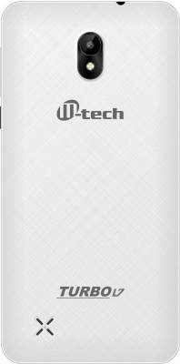 M-tech Turbo L7 (White, 512 MB)