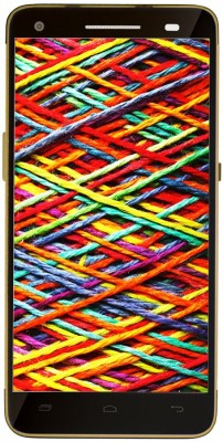 Micromax Canvas 4 Plus A315 Dual Sim - Black & Gold (Black, Gold, 16 GB)(1 GB RAM)  available at flipkart for Rs.17276
