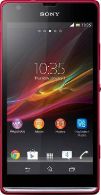 Sony Xperia SP (Red, 8 GB)