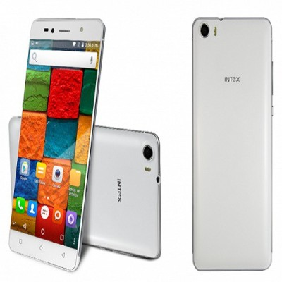 Intex Aqua Shine 4G (Grey, 16 GB)(2 GB RAM) 1