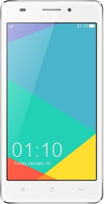 Xillion X400 (White & Chrome, 8 GB)(1 GB RAM) 1
