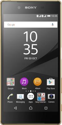 Sony Xperia Z5 Dual (Gold, 32 GB)(3 GB RAM) at flipkart