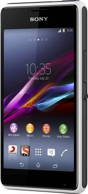 Sony Xperia E1 Dual (White, 4 GB)
