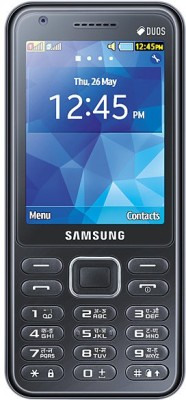 Samsung Metro XL(Black)  available at flipkart for Rs.3400