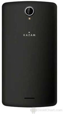 Kazam Trooper 455 (Black, 4 GB)