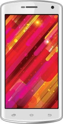 Intex Cloud Glory 4G (White, 8 GB)