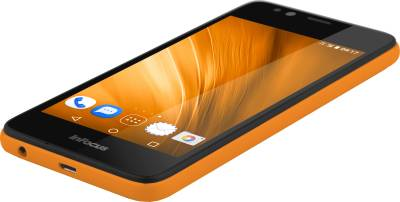 InFocus Bingo 21 (Orange, 8 GB)