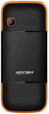 Adcom C1 CDMA (Black & Orange)