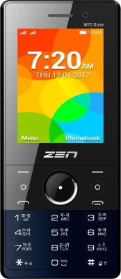 Zen M72 Style(Black & Blue) 1