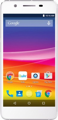 Micromax Canvas Knight 2 E471 Dual Sim - White & Champange Gold (White, Champange, 16 GB)(2 GB RAM) at flipkart
