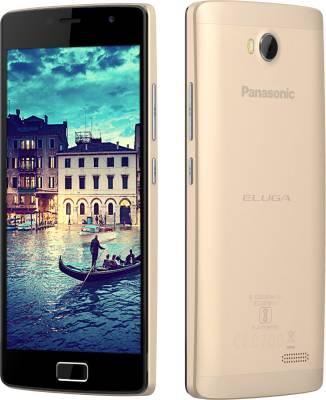 Panasonic ELUGA Tapp (Champagne Gold, 16 GB)