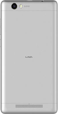 Lava A97 4G with VoLTE (Black Grey, 8 GB)