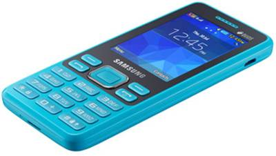 Samsung Metro Sm-B350EZWD (Greenish Blue)