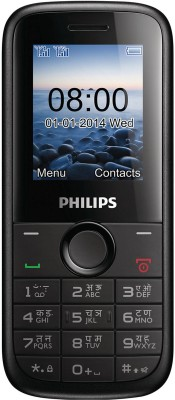 Philips E130(Black)
