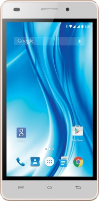 Lava X3 (White & Gold, 8 GB)(2 GB RAM) 1