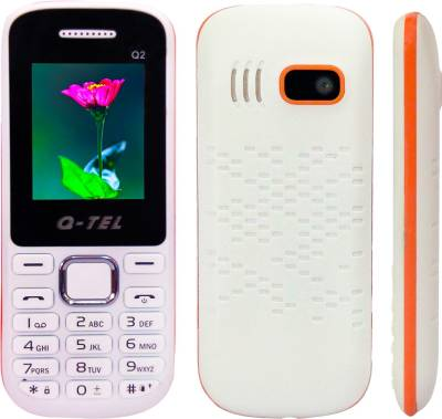 Q-Tel Q2 (White and Orange)