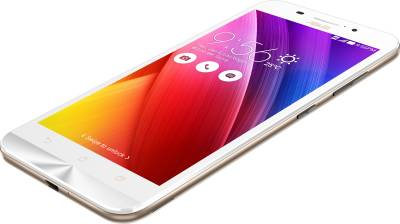 Asus Zenfone Max (White, 16 GB)