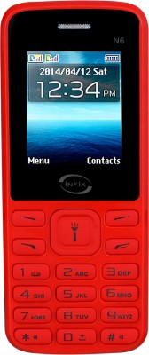 Infix IFX N6 Flash(Red)