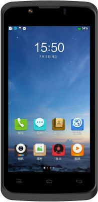 ZOPO ZP590 (Black & Silver, 4 GB)(512 MB RAM) at flipkart