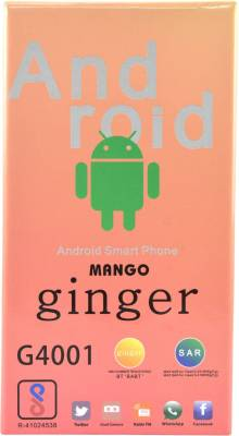 Camerii CM46Green-Ginger Android (Green, 256 MB)