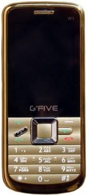 Gfive W1 (Golden (Four Sim, 3000 mAh Battery))