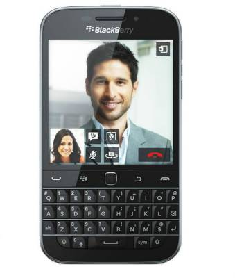 BlackBerry Classic (Black, 16 GB)