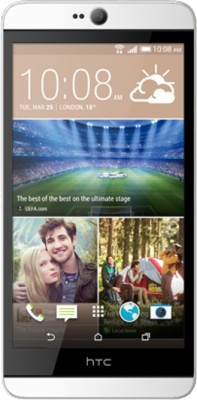 HTC Desire 826 (White Birch, 16 GB)(2 GB RAM)