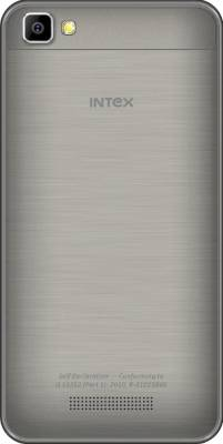 Intex Aqua Air (Grey, 8 GB)