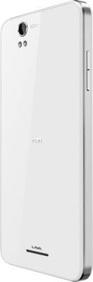 Lava Iris X1 Grand (White & Silver, 8 GB)