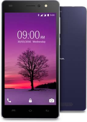Lava A72 4G (Blue & Black, 8 GB)
