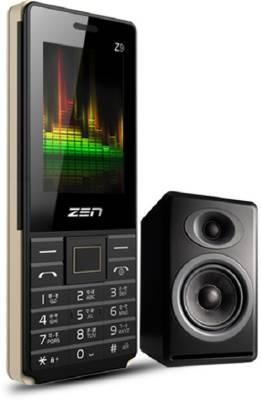 Zen Z9 Bijli (Black)