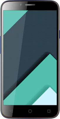 Karbonn Quattro (4G) L50-HD (Blue, 16 GB)