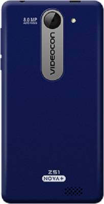 Videocon Z51 NOVA+ (8GB, Blue)