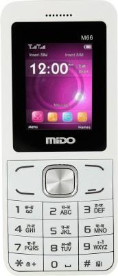 Mido M66(White & Black) 1