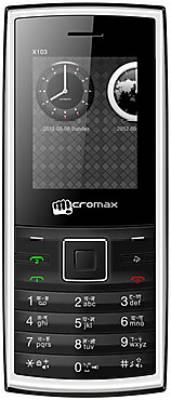 Micromax-X103