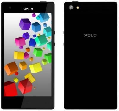 Xolo Cube 5.0 (8GB, Black)