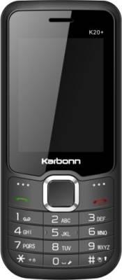 Karbonn K20Plus (Black and Red)