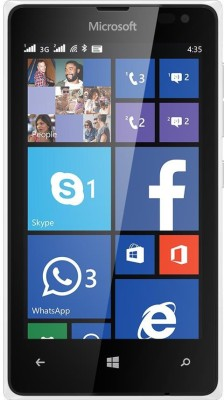 Microsoft Lumia 435 (White, 8 GB)(1 GB RAM) 1