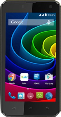 Micromax Canvas Play Q335 Dual Sim - Grey (Grey, 4 GB)(512 MB RAM)