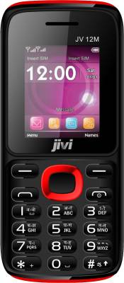 Jivi JV 12M (Black & Red)