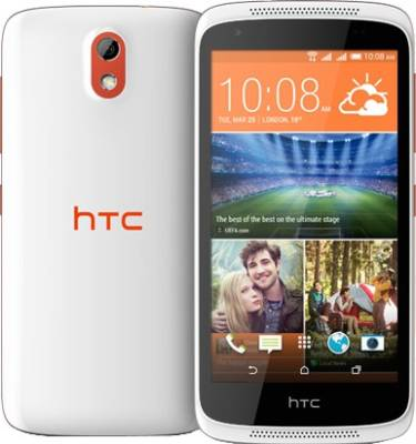 HTC Desire 526G Plus (Fervor Red, 16 GB)