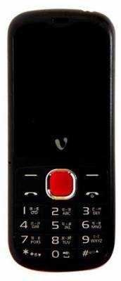 Videocon V1390 (Black/Red)
