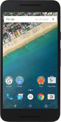 Nexus 5X (Carbon, 32 GB)(2 GB RAM) at flipkart