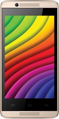 Intex Aqua 3G Pro Q (Champagne, 4 GB)(512 MB RAM)