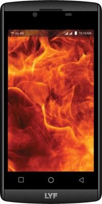 LYF FLAME 7 (Black, 8 GB)(1 GB RAM)